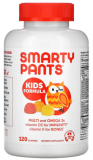 SmartyPants, Kids Formula, Multi and Omega 3s, Strawberry Banana, Orange and Lemon, 120 Gummies
