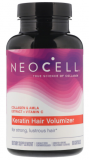 Neocell, Keratin Hair Volumizer, 60 Kapseln