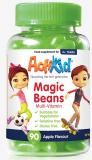 ActiKid Magic Beans Multi-Vitamin Apple 90 Kaubonbons
