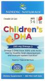 Nordic Naturals, Childrens DHA (DHA für Kinder), 250mg, Erdbeere, 360 Mini-Weichkapseln