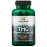 Swanson, TMG (Trimethylglycine), 500mg, 90 Kapseln