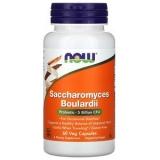 Now Foods, Saccharomyces Boulardii, 10 Milliarden CFU, 60 Veg. Kapseln