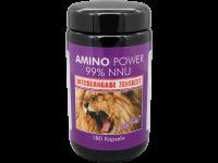 Amino Power für Löwen - 99% NNU - 180 Kapseln