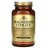 Solgar, Magnesium Citrate, 120 Tabletten