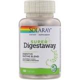 Solaray Super Digestaway Digestive Enzyme Blend, 180 VegCaps