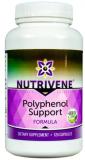 Nutrivene Polyphenol Support Formula mit EGCG, 120 Kapseln