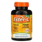American Health, Ester-C, Powder with Citrus Bioflavonoids, 226.8g