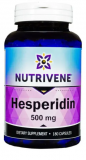 Nutrivene Hesperidin 500 mg, 180 Kapseln