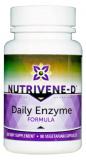 Nutrivene-D Daily Enzyme, 90 Kapseln