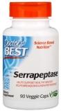 Best Serrapeptase, 90 Veggie Kapseln