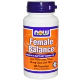Now Foods, Female Balance 90 Kapseln