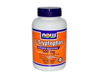 L-Tryptophan, 500 mg, 120 Vcaps