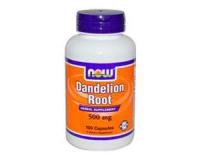 Löwenzahn - Dandelion Root 500 mg - 100 Kapseln