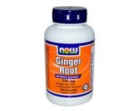 Ginger Root 550 mg Ingwer - 100 Kapseln