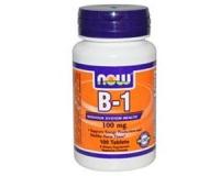 B-1 100 mg Thiamin - 100 Tabletten