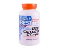 Curcumin C3 Complex mit BioPerine, 1000 mg, 120 Tabletten