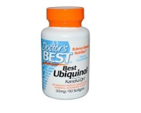 Ubiquinol, Featuring Kanekas QH, 50 mg, 90 Softgels