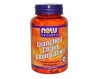Branched Chain Aminos Acid (BCAA) (Aminosäuren) - 120 Kapseln