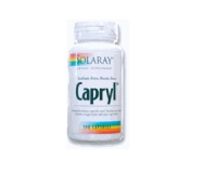 Caprylsäure Solaray, 100 vegetarische Kapseln