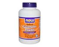 C-Complex Pulver gepuffertes Vitamin C, 227g