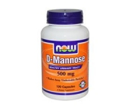 D-Mannose, 500 mg, 120 Capsules