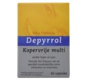 Depyrrol Kupferfreies Multivitamin 60 Kapseln [Kein Versand nach DE!]