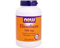 Eleuthero 500 mg -- 250 Kapseln