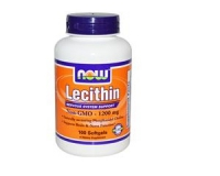 Lecithin 1200 mg 100 capsules
