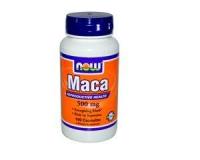 Maca, 500 mg, 100 Kapseln