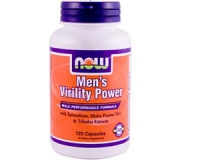 Mens Virility Power -- 120 Kapseln