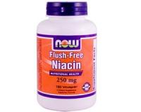 Niacin Flush-Free - 250mg - 180 Kapseln