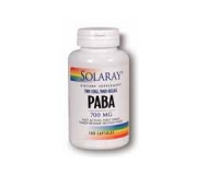 PABA Two-Staged, Timed-Release 700mg - 100 Kapseln