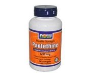 Pantethine 600 mg, 60 Softgels