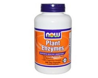 Plant Enzymes - 240 veg. capsules