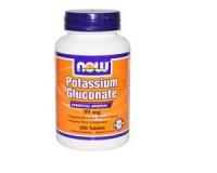 Potassium Gluconate - Kalium - 250 Tabletten