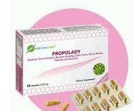Propolady, grüne Propolis -- 60 Kapseln