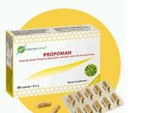 Propoman (grüne Propolis) -- 60 Kapseln