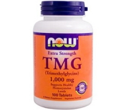 TMG (Trimethylglycin) 1,000 mg - 100 Tabletten