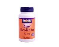 Zinc / Zink Picolinate 50 mg - 120 Kapseln